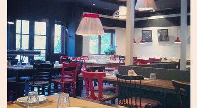 Photo of Greek Restaurant Fabrica Κρεάτων at Αδριανουπόλεως 4, Κομοτηνή 691 00, Greece