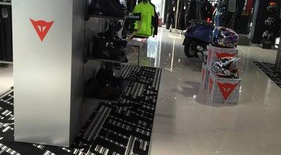 Photo of Motorcycle Shop Dainese D-Store İstanbul at Piyalepaşa Bulvarı Sultan Sokak No:20 Şişli, İstanbul, Turkey