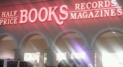 Photo of Bookstore Half Price Books at 961 Nasa Pkwy, Houston, TX 77058, United States