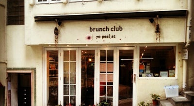 Photo of Breakfast Spot Brunch Club at G/f, 70 Peel St, Central, Hong Kong